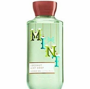 Bath & Body Works Coconut Mint Drop Gel 10oz